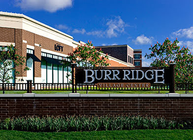 village of burr ridge logo